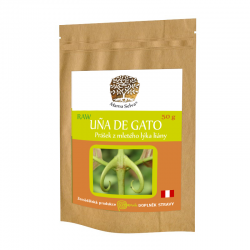 Uña de Gato / Vilcacora – RAW Prášek z mletého vnitřního lýka liány