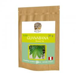 GUANABANA (GRAVIOLA) - RAW řezaný list
