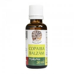 COPAIBA 30 ml – 100% surová přírodní pryskyřice
