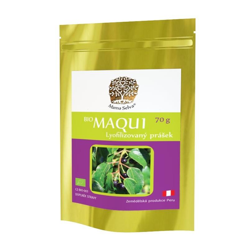MAQUI BERRY BIO 70 g - RAW prášek z lyofilizovaného ovoce